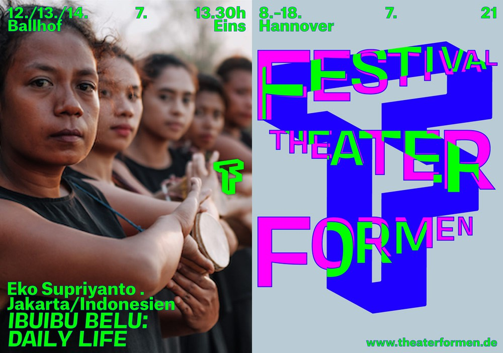 Festival Theaterformen (Pitch Proposal)
