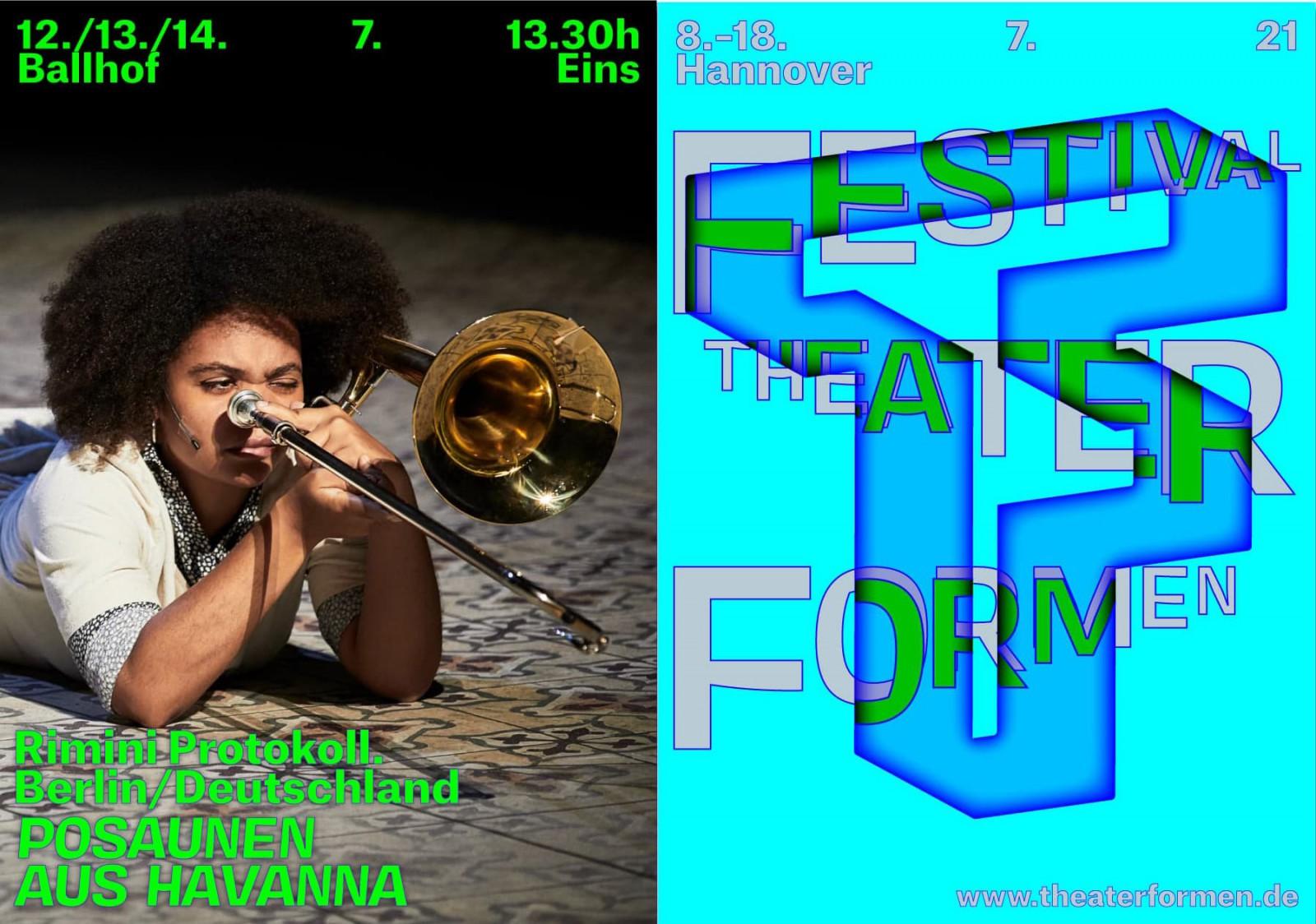 Festival Theaterformen