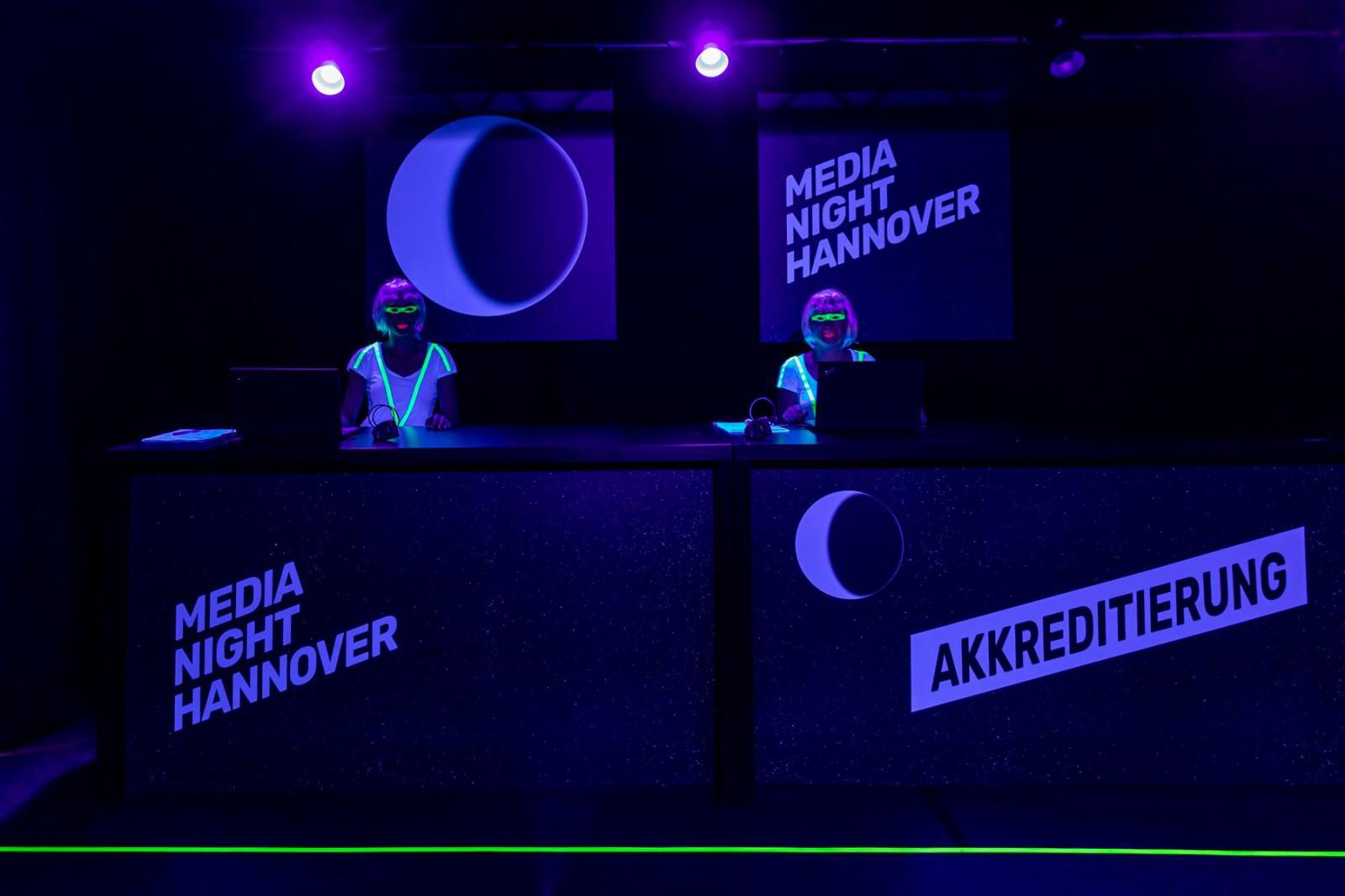 Media Night Hannover 2016