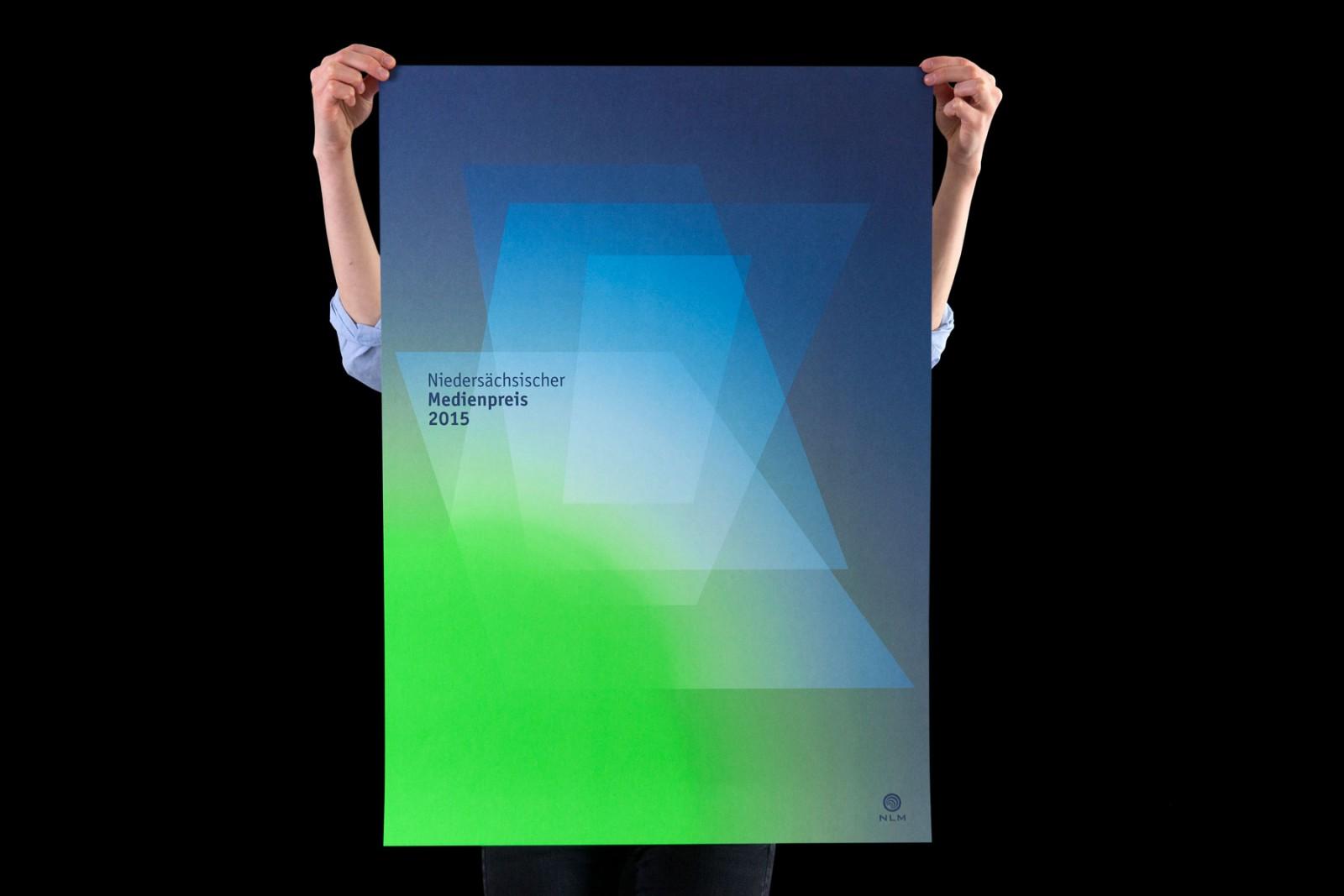 Niedersächsischer Medienpreis 2015 (Media Award of the State Media Authority of Lower Saxony)