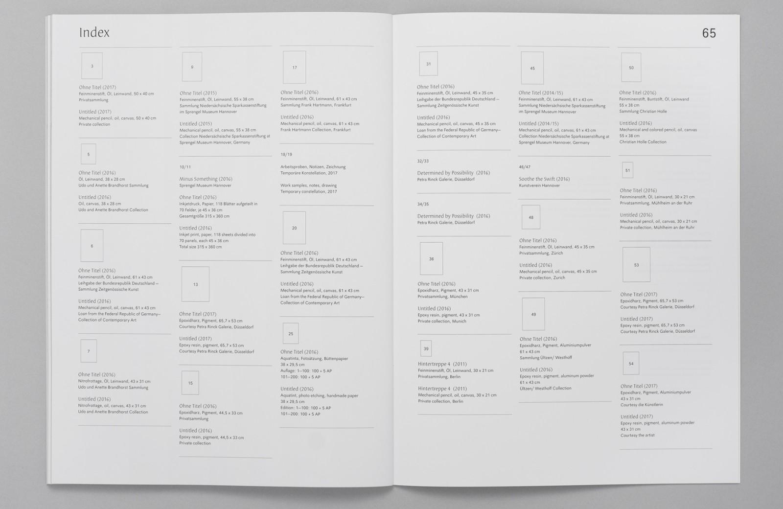 Toulu Hassani – Iteration